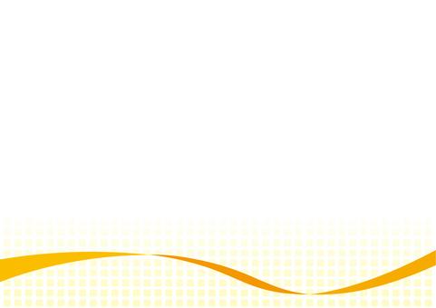 Background _ Ribbon band _ yellow