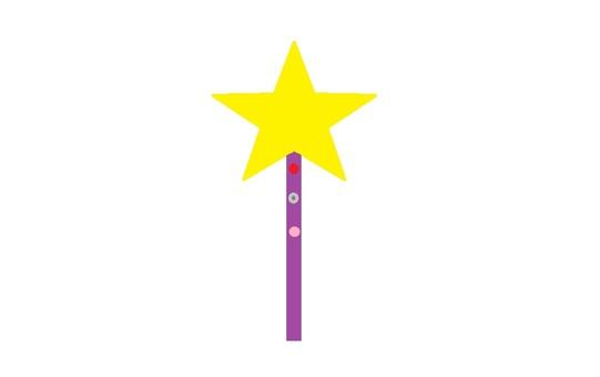 Magic stick cv