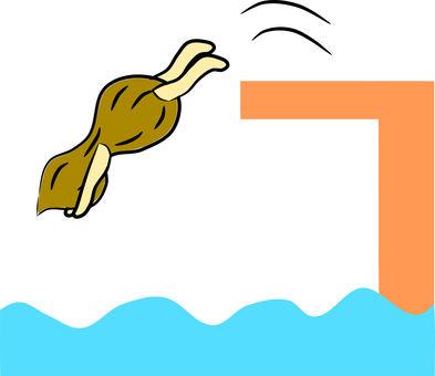 Peanut Fairy Dive