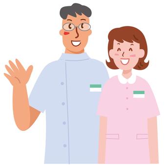 Two nurses 2