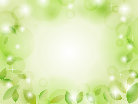 Glitter background [green, green]