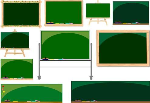 Blackboard set
