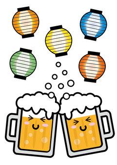 Food 06_20 (beer / lantern)