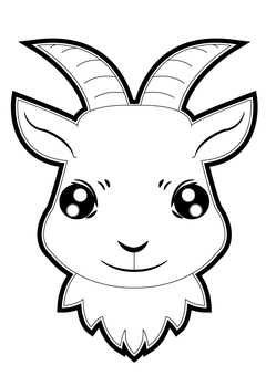Goat emblem