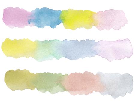 Watercolor stroke-11