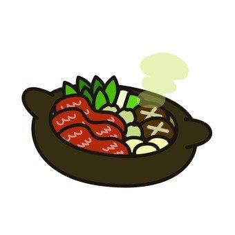 Sukiyaki!!