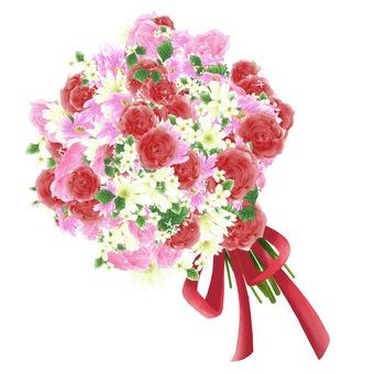 꽃다발 (컬러)