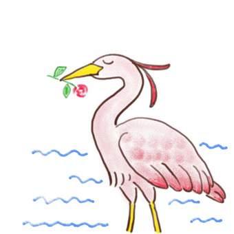 Water bird 1