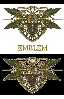 徽章(透明PNG)
