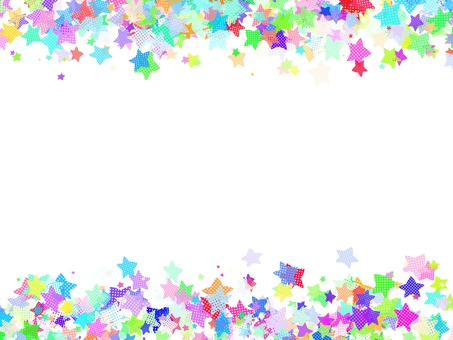 Dot star frame 1