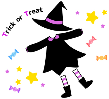 Halloween costume (witch)