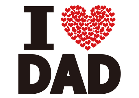 Card-I LOVE DAD