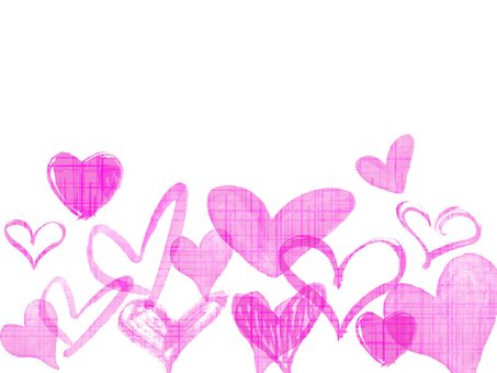 Background Heart Pink