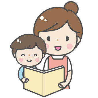Let's read parent and child picture books