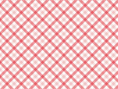 Tartan check ● Pink