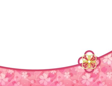Cherry background 3_ pink white background