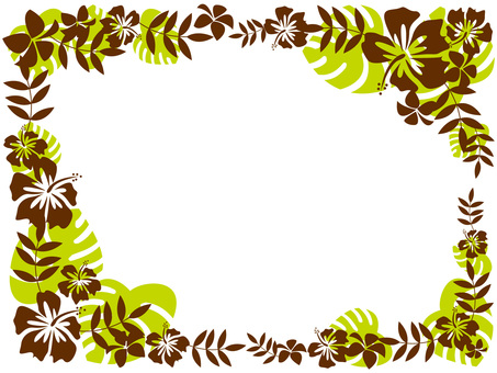 夏威夷框架