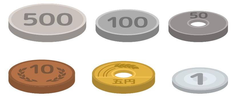 Coin money