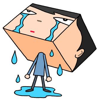 Cube fellow · tears
