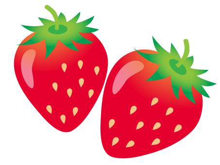 Strawberry d_2 grains _ cs