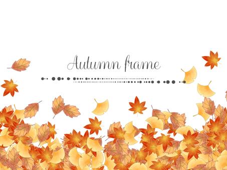 Fallen leaves frame 01