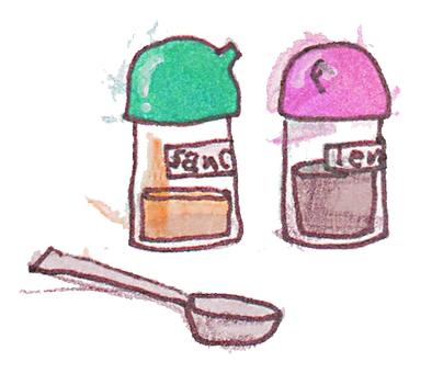 Seasoning and Sauce