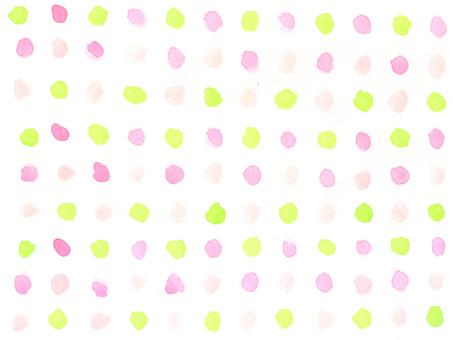 Modern polka dots 2