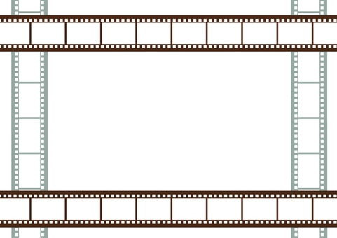 Film frame (sepia)
