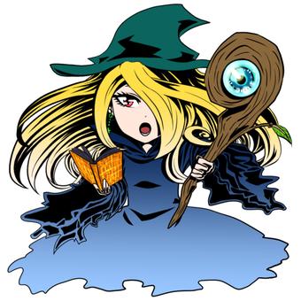 Navy witch