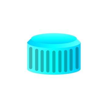 Separation of garbage - PET bottle cap