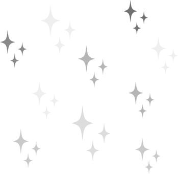 Glittering monotone