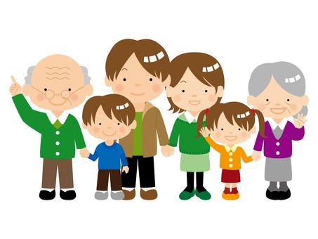 Family / Type I / uta
