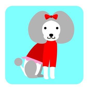Dog's icon 1