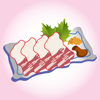Whale bacon