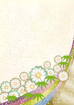 New Year's Pattern Chrysanthemum 14