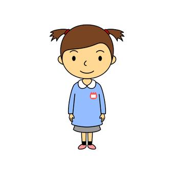 幼兒園女孩3