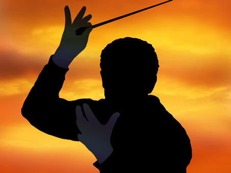 Conductor of sunset