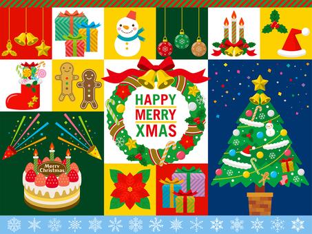 Christmas set - 01