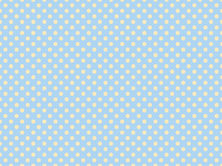 "Polka dot 1 ""Blue"""