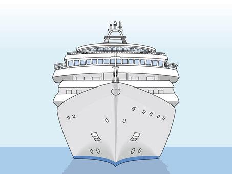 大型客船1