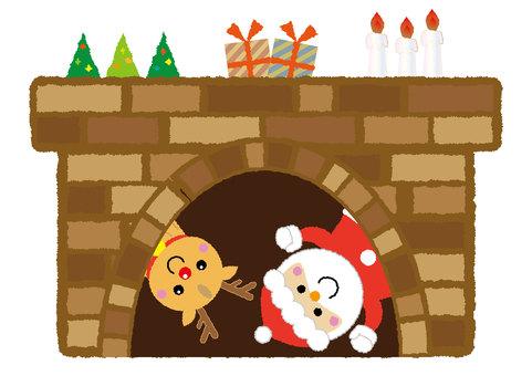 Santa 26_07 (from chimney)