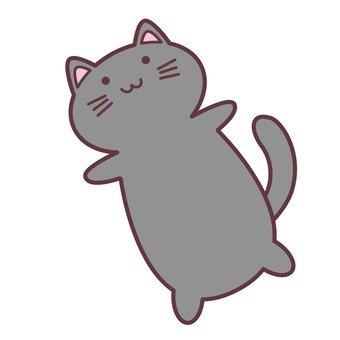고양이 쿠션