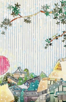 Townscape _ Japanese style 01