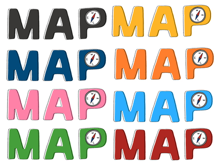 Assorted MAP logo