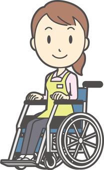 Home helper women-258-whole body