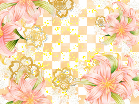 Japanese pattern image 2