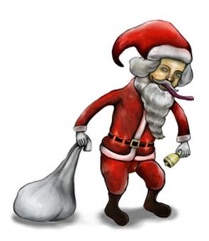 Oh yea Santa Claus
