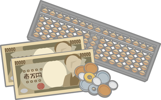Abacus and money