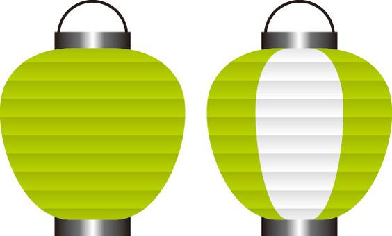 Lantern yellow-green