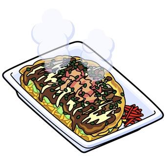 Okonomiyaki - 002